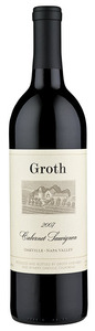 Groth Cabernet Sauvignon 2009, Oakville, Napa Valley Bottle