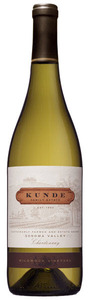 Kunde Chardonnay 2011, Sonoma Valley Bottle