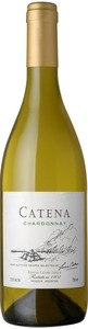 Catena Chardonnay 2011, Mendoza Bottle