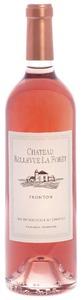 Château Bellevue La Forêt Rosé 2012, Ac Fronton Bottle