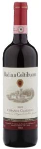 Badia A Coltibuono Chianti Classico 2009, Docg Bottle