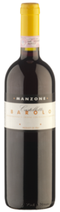 Manzone Gramolere Barolo 2007, Docg Bottle
