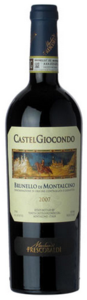 Castelgiocondo Brunello Di Montalcino 2007, Docg (375ml) (375ml) Bottle