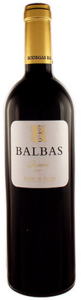 Balbas Reserva 2001, Do Ribera Del Duero Bottle
