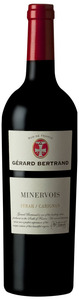 Gérard Bertrand Terroir Minervois Syrah/Carignan 2010, Ac Bottle