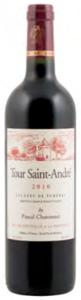 Château Tour Saint André 2001, Ac Lalande De Pomerol Bottle