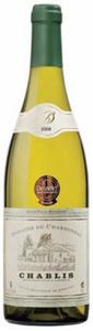 Domaine Du Chardonnay Chablis 2011, Ac Bottle