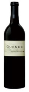 Guenoc Cabernet Sauvignon 2009, Lake County Bottle