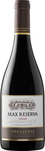Errazuriz Max Reserva Syrah 2010, Aconcagua Valley Bottle