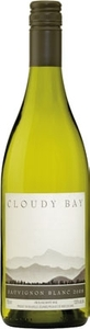 Cloudy Bay Sauvignon Blanc 2003 Bottle
