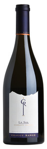 Craggy Range Le Sol Syrah 2009, Hawkes Bay Bottle