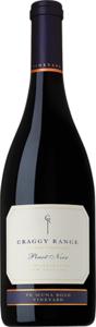 Craggy Range Te Muna Road Pinot Noir 2008, Martinborough Bottle