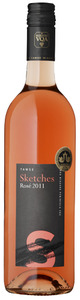 Tawse Sketches Of Niagara Rosé 2011, VQA Niagara Peninsula Bottle