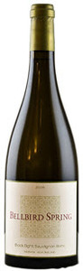 Bellbird Spring Block Eight Sauvignon Blanc 2011, Waipara Bottle