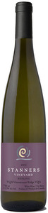 Stanners Vineyard Riesling 2011, VQA Vinemount Ridge Bottle