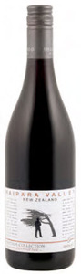 Sherwood Estate Waipara Collection Nor'wester Pinot Noir 2010, Waipara Valley Bottle