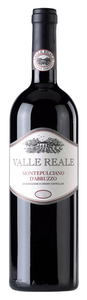 Valle Reale Montepulciano D'abruzzo 2007, Doc Bottle