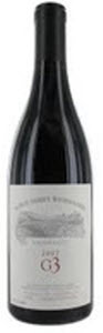 Burge Family G3 Shiraz/Grenache/Mourvedre 2009, Barossa Valley, South Australia Bottle