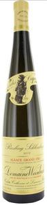 Domaine Weinbach Schlossberg Grand Cru Riesling 2011 Bottle