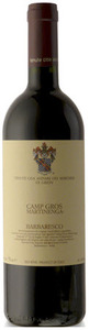 Tenute Cisa Asinari Dei Marchesi Di Gresy Barbaresco Camp Gros Martinenga 2005 Bottle
