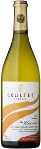 Exultet Estates 'the Blessed' Chardonnay 2011, VQA Prince Edward County Bottle