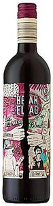 Bear Flag Dark Red Blend Bottle