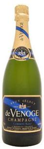 De Venoge Cordon Bleu Brut Sélect Bottle