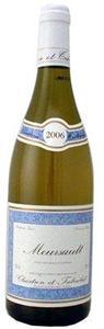 Meursault   Chartron Et Trebuchet 2008 Bottle