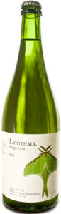 Lighthall Progression Sparkling Vidal 2011 Bottle