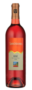 Sandbanks Rose 2012, VQA Ontario Bottle