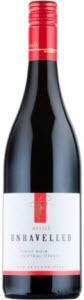 Carrick Unravelled Pinot Noir 2011, Central Otago Bottle