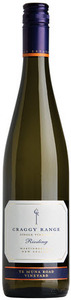 Craggy Range Riesling Te Muna Road Vineyard 2012, Martinborough Bottle
