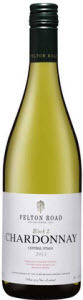 Felton Road Block 2 Chardonnay 2011, Central Otago Bottle