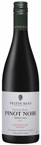 Felton Road Cornish Point Pinot Noir 2011, Central Otago Bottle