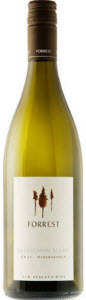 Forrest Estate Sauvignon Blanc 2012, Marlborough Bottle