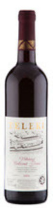 Teleki Villanyi Cabernet Franc 2005, Csz‡Ny Winery Bottle