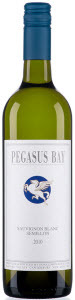 Pegasus Bay Sauvignon Semillon 2010, Waipara Bottle
