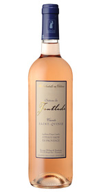 Chateau De Fontlade Cuvee St. Qvinis Rose 2012 Bottle
