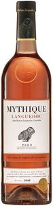 Mythique Languedoc Rose 2012 Bottle