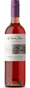 Cono Sur Bicicleta Pinot Noir Rose 2012 Bottle