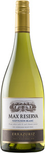 Errazuriz Max Reserva Sauvignon Blanc 2012, Aconcagua Valley Bottle
