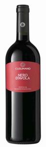 Cusumano Nero D'avola 2012, Sicily Bottle