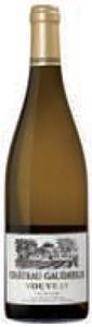 Château Gaudrelle Sec Tendre Vouvray 2009 Bottle