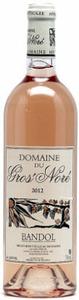Bandol Rose   Domaine Du Gros Nore 2012 Bottle