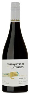 Maycas Del Limarí Reserva Pinot Noir 2012, Limarí Valley Bottle