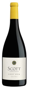 Scott Family Pinot Noir 2010, Arroyo Seco, Monterey County Bottle