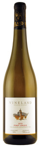 Vineland Estates Pinot Grigio 2011, VQA Niagara Escarpment Bottle