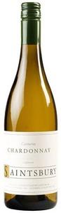 Saintsbury Chardonnay 2010, Carneros, Napa Valley, Unfiltered Bottle