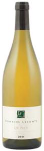 Domaine Lecomte Quincy 2011, Ac Bottle