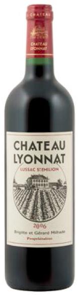 Ch teau lyonnat emotion 2008 expert wine ratings and for Chateau lyonnat